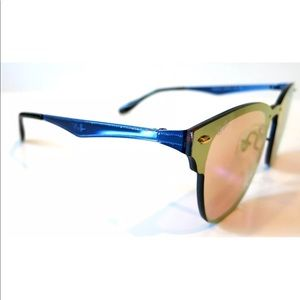 Ray-Ban Accessories - Rayban Blaze Clubmaster sunglasses RB3576N 9037/7J